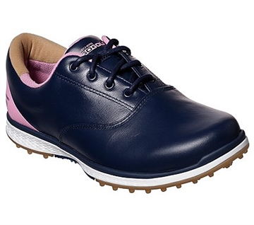 Skechers GoGolf Elite V.2 - Adjust - Navy/Pink