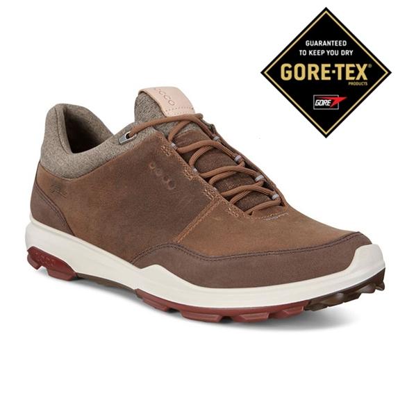 ce5f59908a2 Ecco vandtætte Dame golfsko med med GORE-TEX | Ecco Biom Hybrid 3 ...